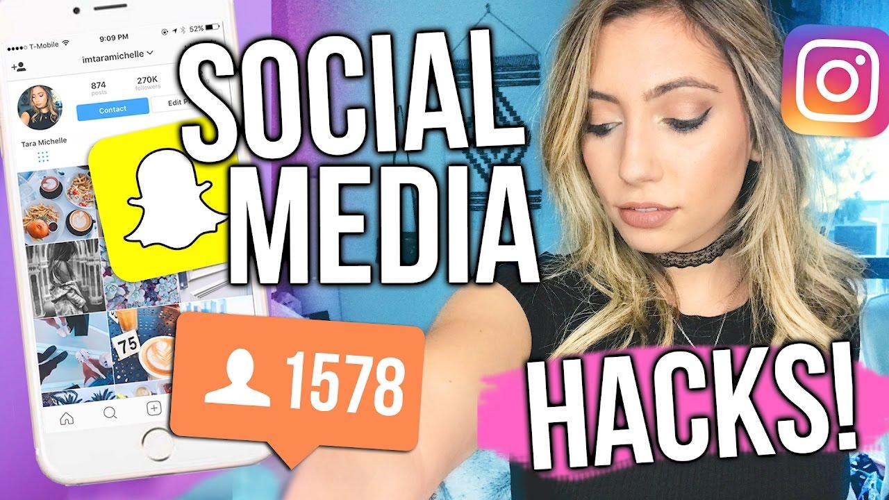 Social Media Marketing Hacks for Businesses